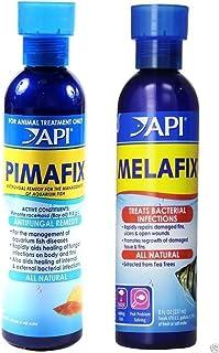 API PIMAFIX 237 ml and API MELAFIX 237 ml | Happy Fins