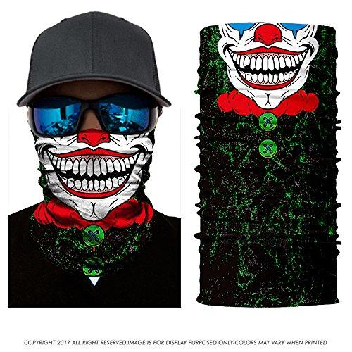 BJ Global Magic diadema deportes al aire libre calentador de cuello máscara de equitación para bicicleta Ciclismo Bufanda para Cabeza Bandana