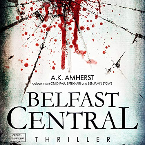 Belfast Central [German edition] audiobook cover art