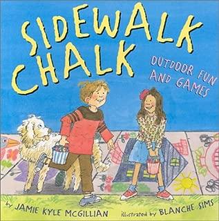 Sidewalk Chalk: Outdoor Fun and Games
