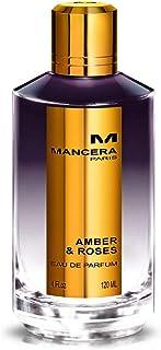 Amber & Roses By Mancera For Women - Eau De Parfum, 120ml