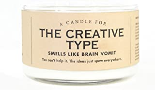 Scented Candles Whiskey River (The Creative Type)