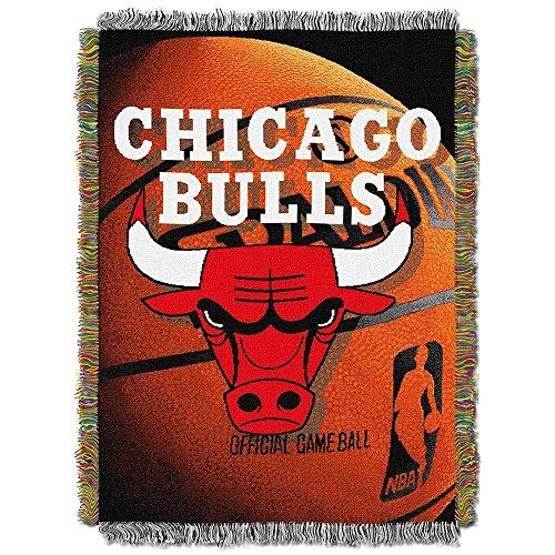 Los Angeles Lakers NBA Triple Woven Jacquard Throw (019 Series) (48x60 )
