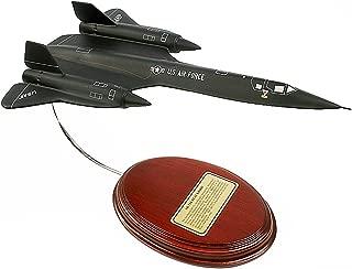 Mastercraft Collection Lockheed SR-71A Blackbird Model Scale:1/107