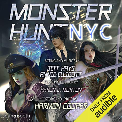 Page de couverture de Monster Hunt NYC