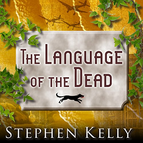 The Language of the Dead audiobook cover art