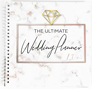 $21 » Wedding Planner and Organizer | Organizing My Dream Wedding Edition | Includes Checklists and Essentials Tools to Plan Eve...