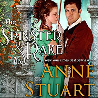 The Spinster and the Rake audiobook cover art