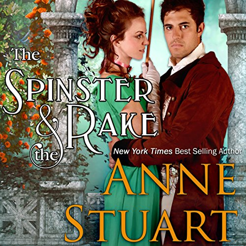 The Spinster and the Rake Titelbild