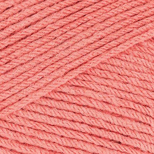 Katia Mississippi de 3–Color: salmón rosado (810)–50g/aprox. 210M lana