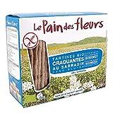 Le Pain des Fleurs - BIO - Sarrasin Sans Sel Ni Sucres 150 g 1 Unité