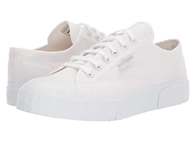 Superga 2630 Cotu (Total White) Women