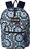 JanSport Supermax Navy Moon Shine Moroccan Riad One Size