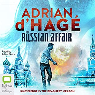 The Russian Affair cover art