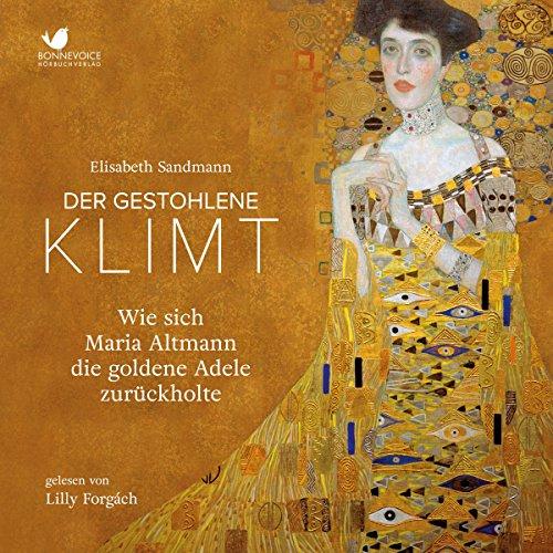 Der gestohlene Klimt audiobook cover art