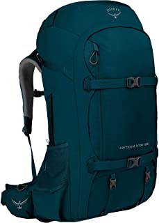 Osprey Packs Farpoint Trek 55L Travel Pack, Black, One Size