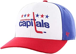 47 Forty Seven Brand Washington Capitals Cold Zone NHL Vintage ...