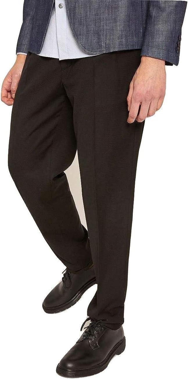 Armani Exchange Pleat Front Trouser Pant