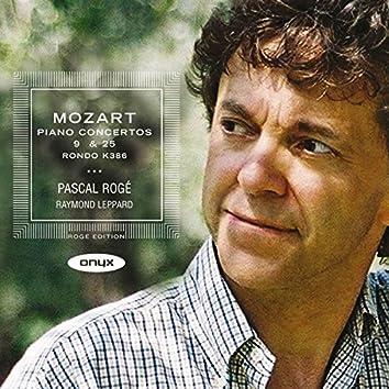 Mozart: Piano Concertos 9 & 25; Rondo in A K386