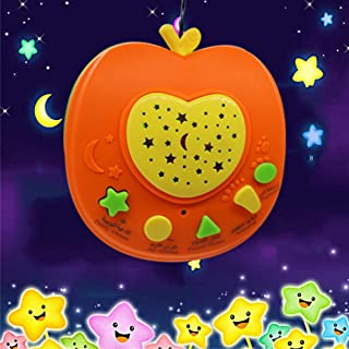 Quran Learning Machine - Muslim Islamic Holy Quran Apple Toy Kids' Learning Arabic/ English,Educational Toy for Child Development (Apple Shape)