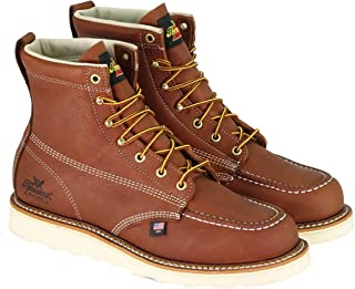 Thorogood ソログッド 6inch MOC TOE WORKBOOTS 814-4200 (BROWN)