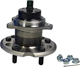 GSP 693280 Axle Bearing and Hub Assembly - Left or Right Rear (Driver or Passenger Side)