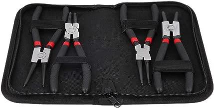 Z344A0001 WIHA 34698 Alicates de arandelas de seguridad Classic con MagicTips/® Z 34 4 01 A0 140 mm Classic Ref