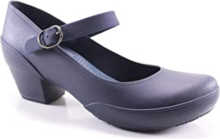 Boaonda Women's Mary Jane Pumps - Comfortable Heels - Thermoplastic Rubber Shoes Galicia