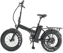 20 fat tire electric bike