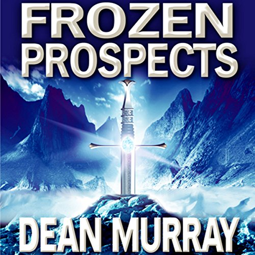 Frozen Prospects audiobook cover art
