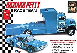 AMT AMT107206 1/25 Petty Race Team Dodge Dart/Hauler Truck