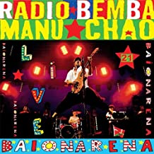 Baïonarena Limited Edition DVD-style packaging with photobook by Manu Chao