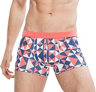 Plus Nao(プラスナオ) ショーツ パンツ ボクサーパンツ インナー 下着 メンズ レディース 男性用 女性用 幾何学柄 カップル ペアルック