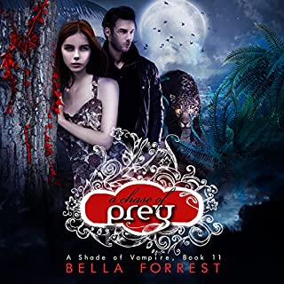 A Shade of Vampire 11: A Chase of Prey audiobook cover art