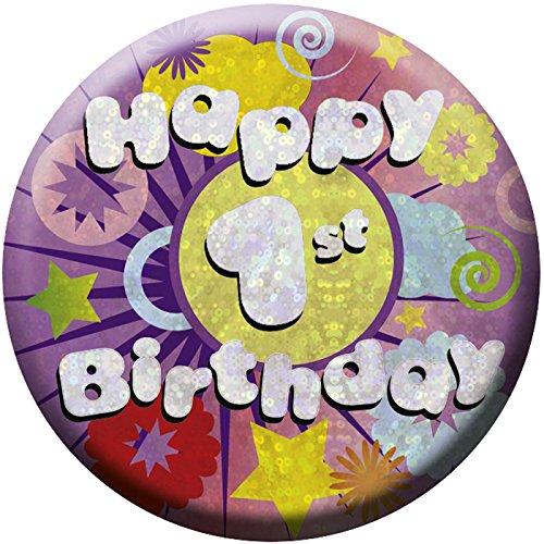 Amscan Holog 1e verjaardag kleine aansteker party accessoire