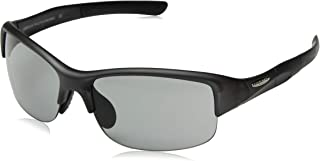 Suncloud Torque Photochromic S-TOPHTGYMS Mens Matte Smoke Semi Frame Grey Polycarbonate Polarized Lens Sports Sunglasses
