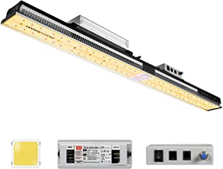 MARS HYDRO SP 3000 LED Grow Light 2x4ft Coverage with 960Pcs Samsung LM301B LEDs, Full Spectrum with MeanWell Driver & Dai...
