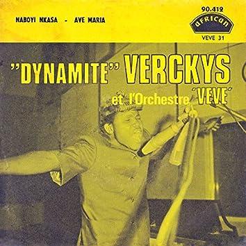 """""""Dynamite"""" Verckys: Nabyoki Nkasa, Ave Maria"""