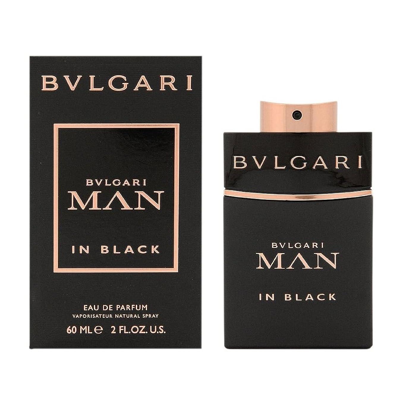 インシュレータ観察する追加するブルガリ BVLGARI  ブルガリ マン イン ブラック EP SP 60ml