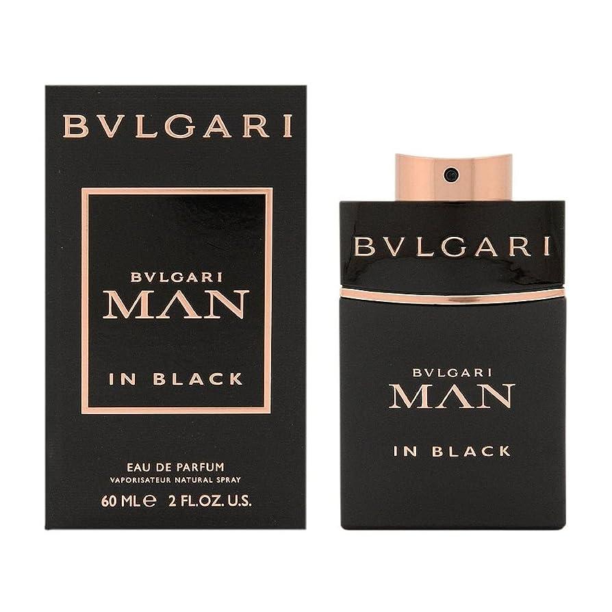 オーナープレゼンター多年生ブルガリ BVLGARI  ブルガリ マン イン ブラック EP SP 60ml