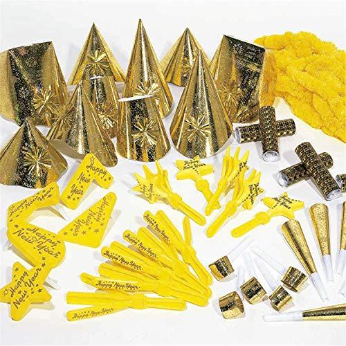 garcía di POU 202.13cotillon oleografico 10persone, Oro