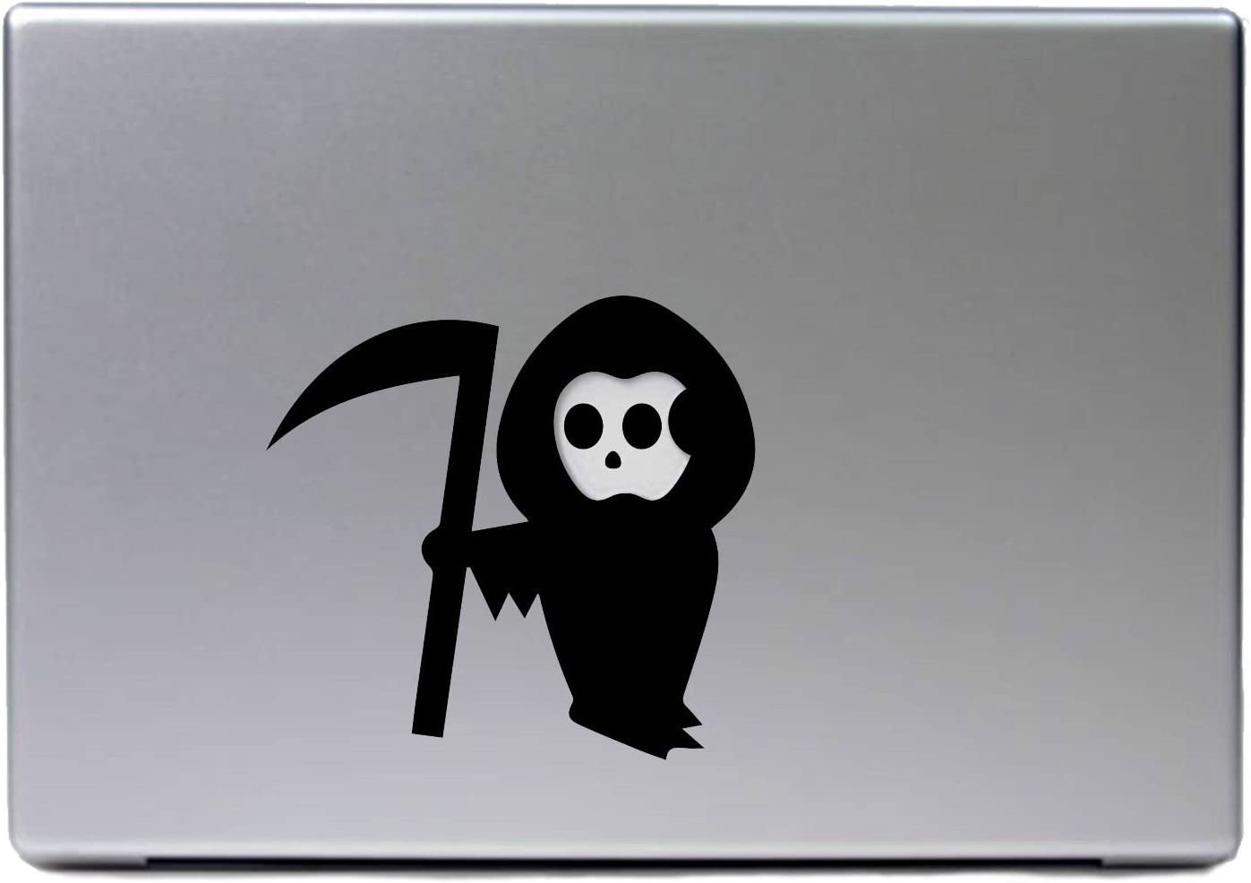 Hellweg Druckerei Decal In Deiner Wunschfarbe Macbook Air Pro 13 Sensenmann Tod Tot Death 13 5x13