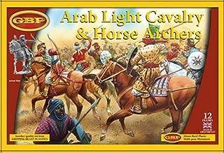 Gripping Beast 28mm Historical Miniatures: Arab Light Cavalry (Plastic)