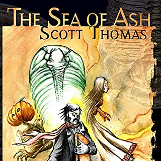 The Sea of Ash audiobook cover art