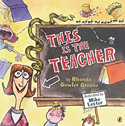 This is the Teacher Book Review