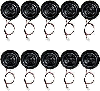 Yootop 10Pcs 1W 8Ohm Round Internal Magnet Mini Loudspeaker MP3 MP4 Player Speaker