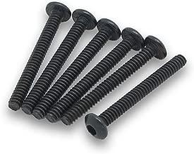 EKWB Screw Set UNC 6-32 30mm, Black, 20-Pack