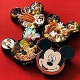 [ベルメゾン] ディズニー おせち 2021 ミッキー&ミニー 3段重 和洋風 4人前 【12月29日(火)~30日(水)お届け】 予約販売