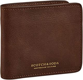   Brown Leather Wallet   S&S_149210_0007
