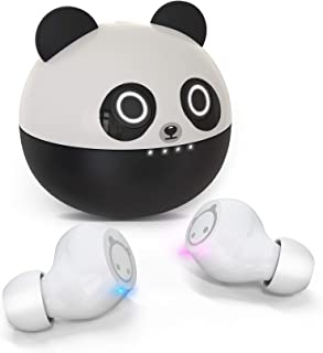 $41 » Sponsored Ad - Wireless Earbuds,Bluetooth Earbuds with Cute Panda USB-C Portable Charging Case for Kids Adult Gift 36H Pla...